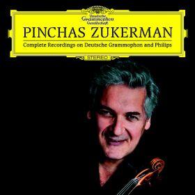 Pinchas Zukerman - Complete Recordings On Deutsche Grammophon And Philips