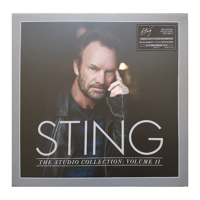 Sting - The Studio Collection: Volume II