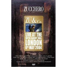 Zucchero - Live At The Royal Albert Hall London 6th May 2004