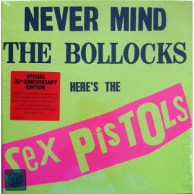 Sex Pistols - Never Mind The Bollocks, Heres The Sex Pistols