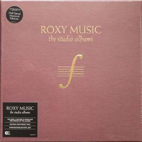 Roxy Music - The Studio Albums