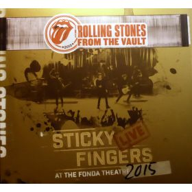 The Rolling Stones - Sticky Fingers Live At The Fonda Theatre 2015