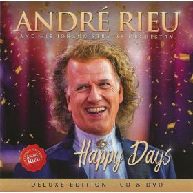 André Rieu And His Johann Strauss Orchestra - Happy Days