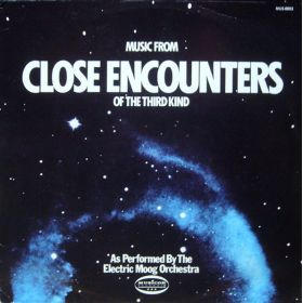 The Electric Moog Orchestra - Music From Close Encounters Of The Third Kind
