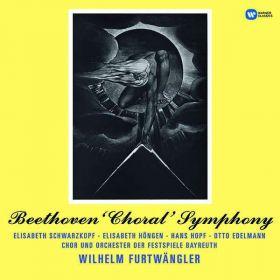 Wilhelm Furtwängler, Berliner Philharmoniker, Ludwig van Beethoven - Symphony No. 9 Choral