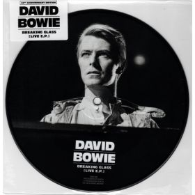 David Bowie - Breaking Glass [Live E.P.]