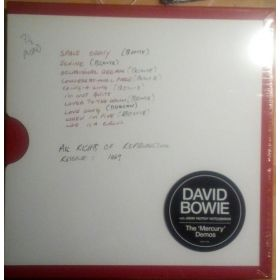 Bowie - Mercury Demos
