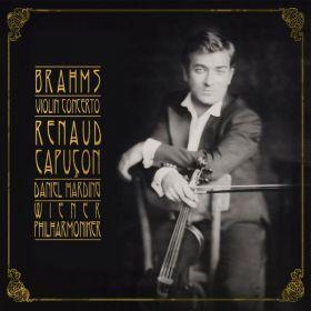 Brahms - Renaud Capuçon, Daniel Harding, Wiener Philharmoniker - Violin Concerto
