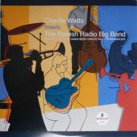 Charlie Watts Meets The Danish Radio Big Band - Charlie Watts Meets The Danish Radio Big Band