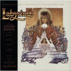 David Bowie, Trevor Jones - Labyrinth (From The Original Soundtrack Of The Jim Henson Film)