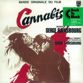 Serge Gainsbourg - Bande Originale Du Film Cannabis