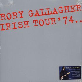 Rory Gallagher - Irish Tour 74..