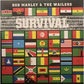 Bob Marley The Wailers - Survival