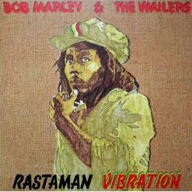 Bob Marley The Wailers - Rastaman Vibration