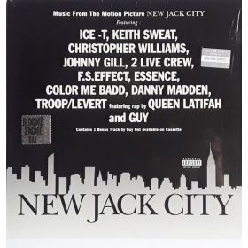 Various - New Jack City (Music From The Motion Picture)