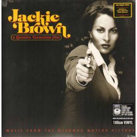 Various - Jackie Brown (Music From The Miramax Motion Picture)