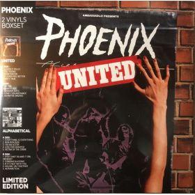Phoenix - 2 Vinyls Boxset: United / Alphabetical
