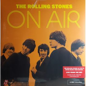 The Rolling Stones - The Rolling Stones On Air