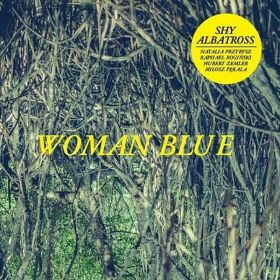 Shy Albatross - Woman Blue