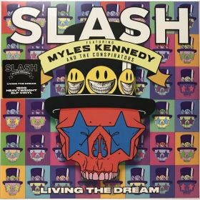 Slash (3) Featuring Myles Kennedy The Conspirators - Living The Dream