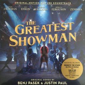 Various, Benj Pasek, Justin Paul (5) - The Greatest Showman (Original Motion Picture Soundtrack)