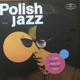 Kuba Więcek Trio - Multitasking