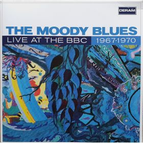 The Moody Blues - Live At The BBC 1967-1970