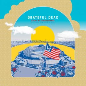 Grateful Dead - Saint Of Circumstance - Giants Stadium East Rutherford NJ 6/17/91