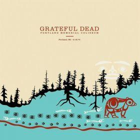 Grateful Dead - Portland Memorial Coliseum 5/19/1974
