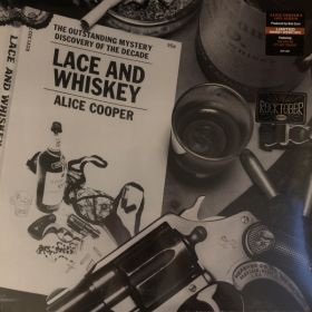 Alice Cooper (2) - Lace And Whiskey