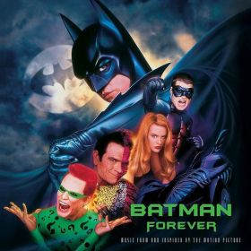 Various - Batman Forever (Original Music From The Motion Picture)