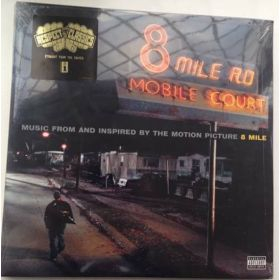 Various - Music From And Inspired By The Motion Picture 8 Mile