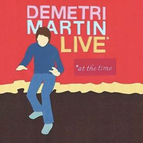 Demetri Martin - Live (At The Time)