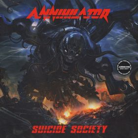 Annihilator (2) - Suicide Society