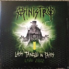 Ministry - Last Tangle In Paris Live 2012