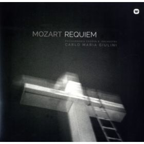 Wolfgang Amadeus Mozart , Carlo Maria Giulini, Philharmonia Orchestra And  Chorus - Requiem in D minor, K626
