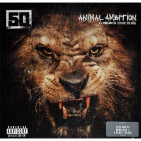 50 Cent - Animal Ambition (An Untamed Desire To Win)