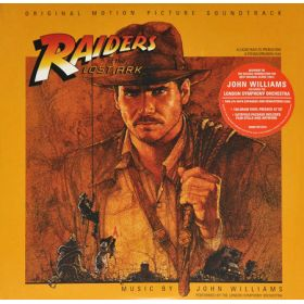 John Williams (4) - Raiders Of The Lost Ark (Original Motion Picture Soundtrack)