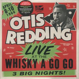 Otis Redding - Live At The Whisky A Go Go