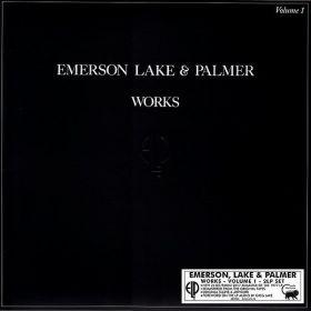 Emerson Lake Palmer - Works (Volume 1)