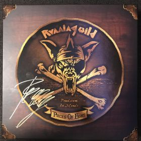 Running Wild - Pieces Of Eight - The Singles, Live And Rare : 1984 To 1994