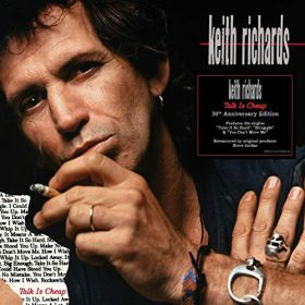 Keith Richards - Talk Is Cheap