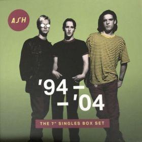 "Ash - '94 - '04: The 7"" Singles Box Set"