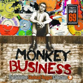 Various - Monkey Business (The Definitive Skinhead Reggae Collection)