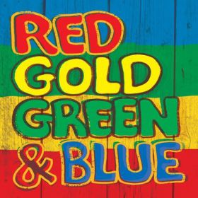 Various - Red, Gold, Green Blue