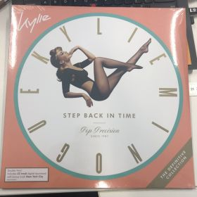 Kylie - Step Back In Time (The Definitive Collection)
