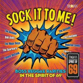 Various - Sock It To Me! Boss Reggae Rarities In The Spirit Of 69
