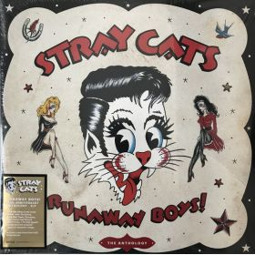 Stray Cats - Runaway Boys! The Anthology