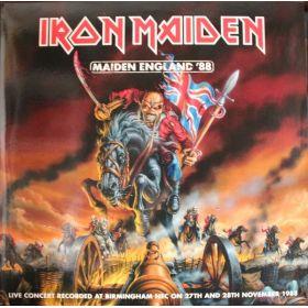Iron Maiden - Maiden England 88