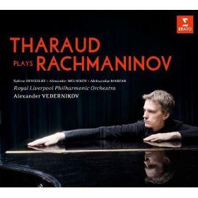 Alexandre Tharaud, Sergei Rachmaninov, Royal Liverpool Philharmonic Orchestra, Alexander Vedernikov